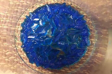 кристаллы в воде 10