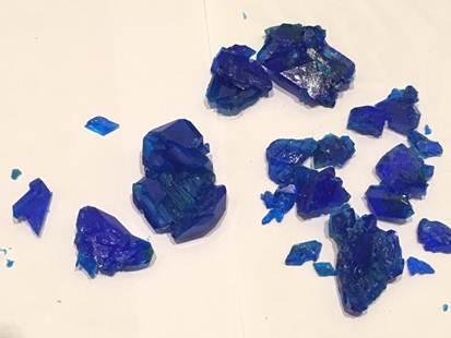 кристаллы в воде 19