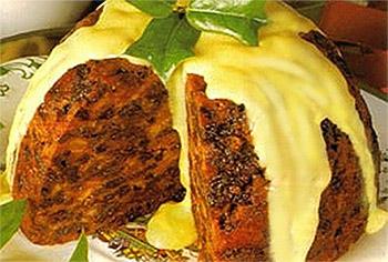 Пудинги - блюда Великобритании