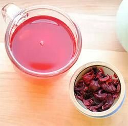 Рубиновый целебный чай Напиток фараонов