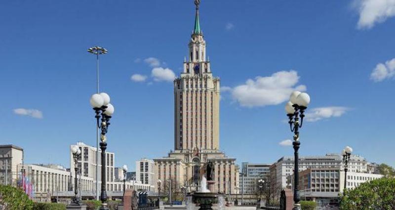 гостиница ленинград
