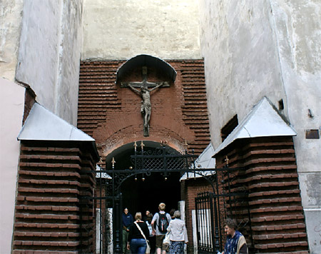 Армянский собор во Львове