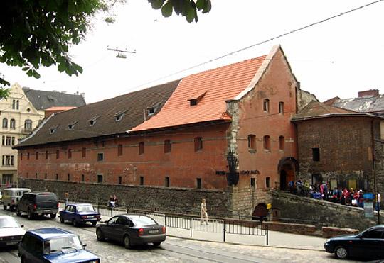 Музей оружия Львова