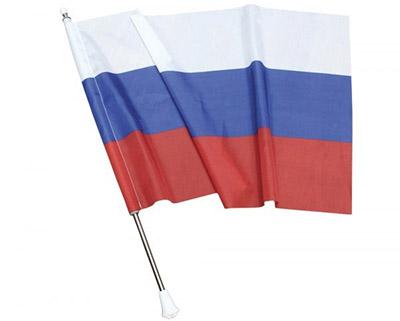 Флаг мажоретки