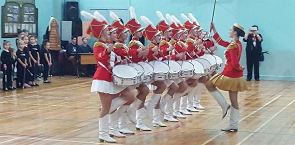 Мастер-классы в «Гимназии имени Подольских курсантов»
