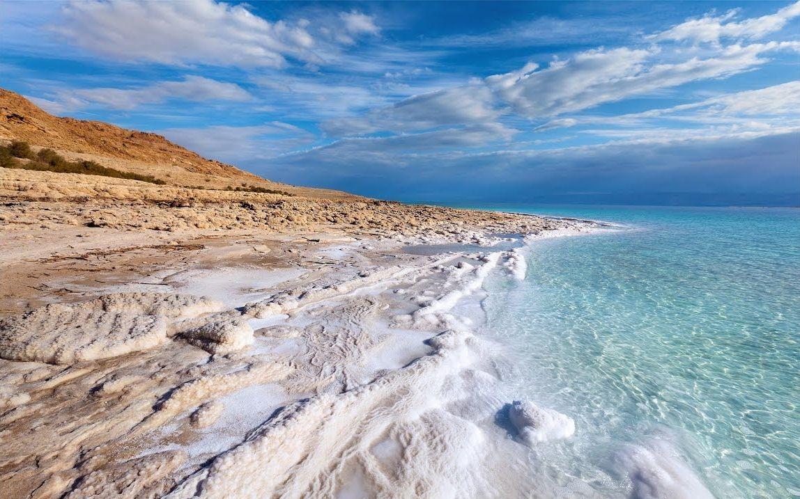 мертвое море летом