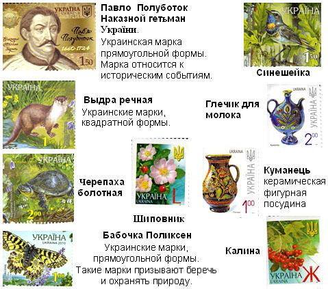 Моя коллекция почтовых марок