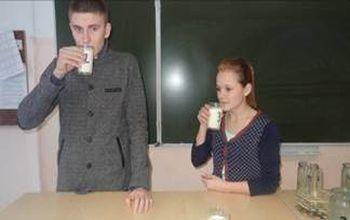 образцы молока