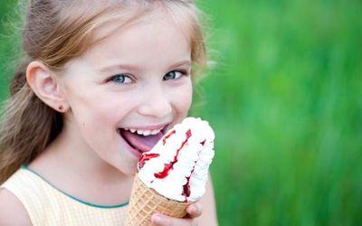 мороженное и ангина