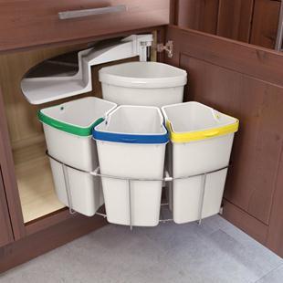 система сортировки мусора