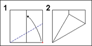 оригамия