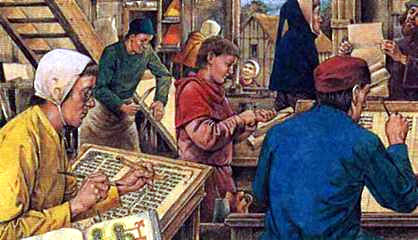 Европейские мастера - переплетчики книг