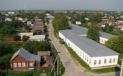 ПГТ - поселок городского типа