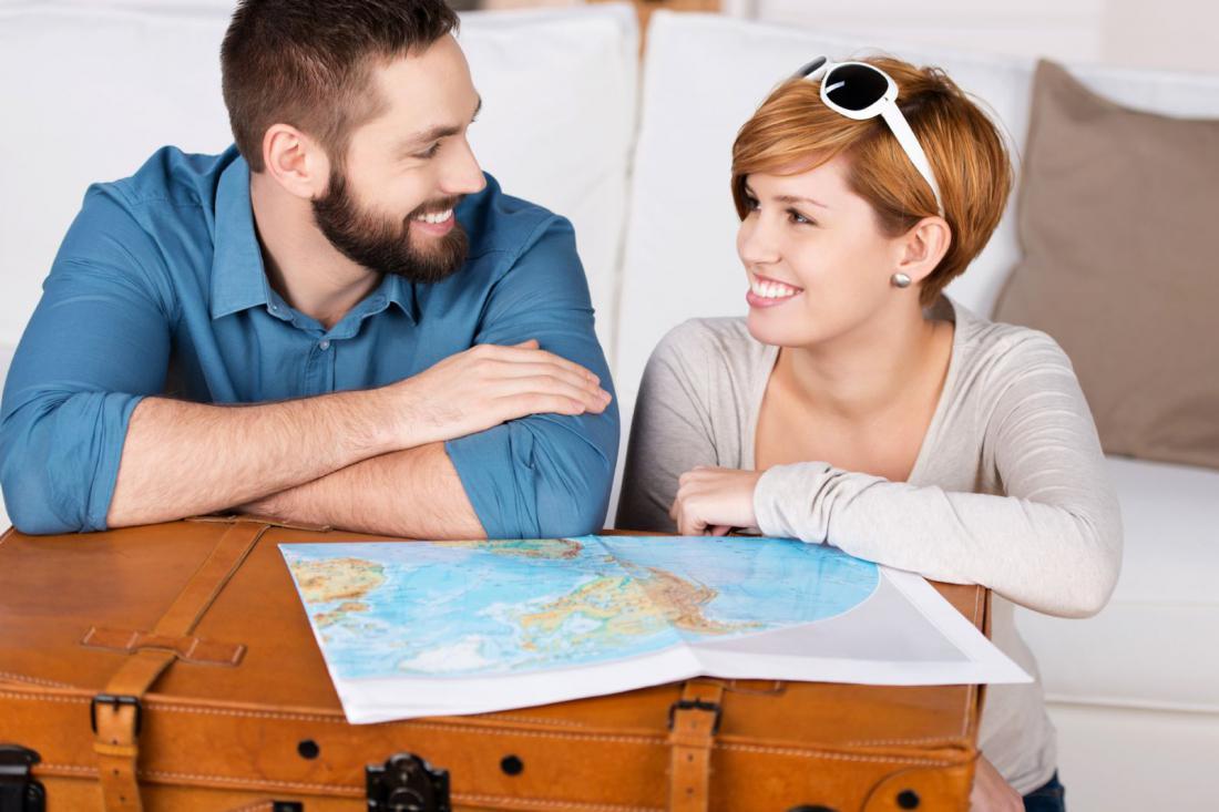 планы на отпуск