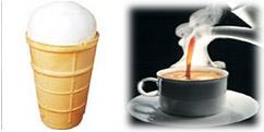 Контрастная по температуре пища - профилактика кариеса зубов