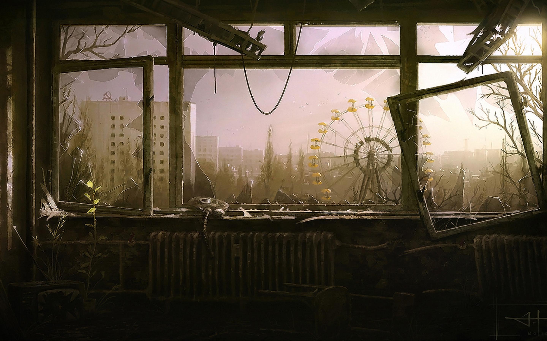 припять город призрак