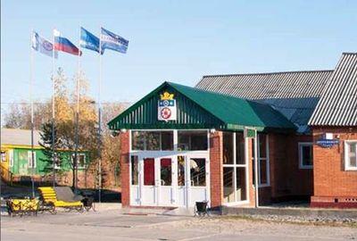поселок Пуровск