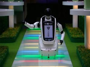 робот в мире