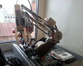 роботостроение