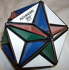 головоломка рубика