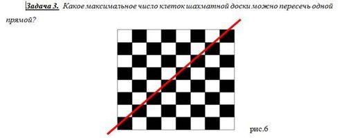 задачи в шахматах