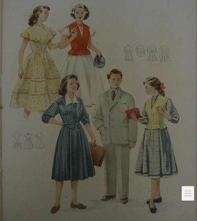 советская мода 1
