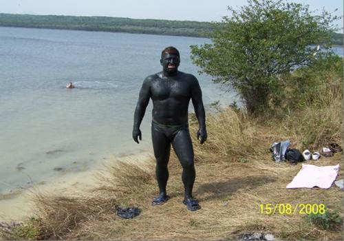 грязь озера