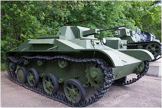 Лёгкий танк Т-60 образца 1941 года