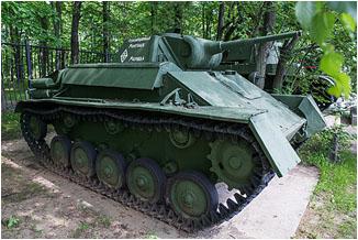 Лёгкий танк Т-70М образца 1942 года