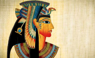 Великие женщины - Клеопатра