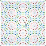 симметрические узоры