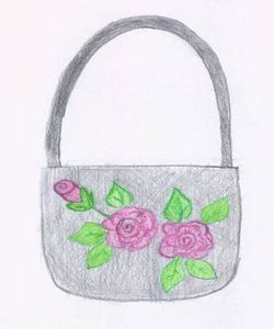 эскиз сумки