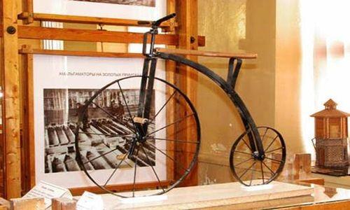 велосипед артоманова
