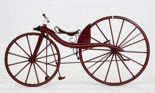 велосипед мамиллана