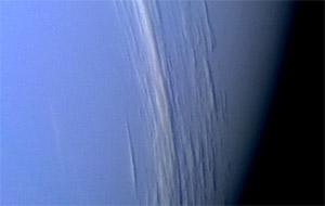 Ветра на Сатурне