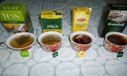 влияние чая 7