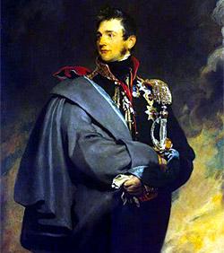 граф М.С. Воронцов
